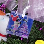 KPink Christmas Bauble