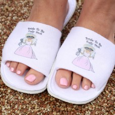 KPink Travel Slippers