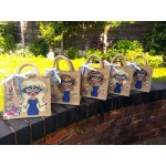 Mini Bridesmaid KPink Jute Bag